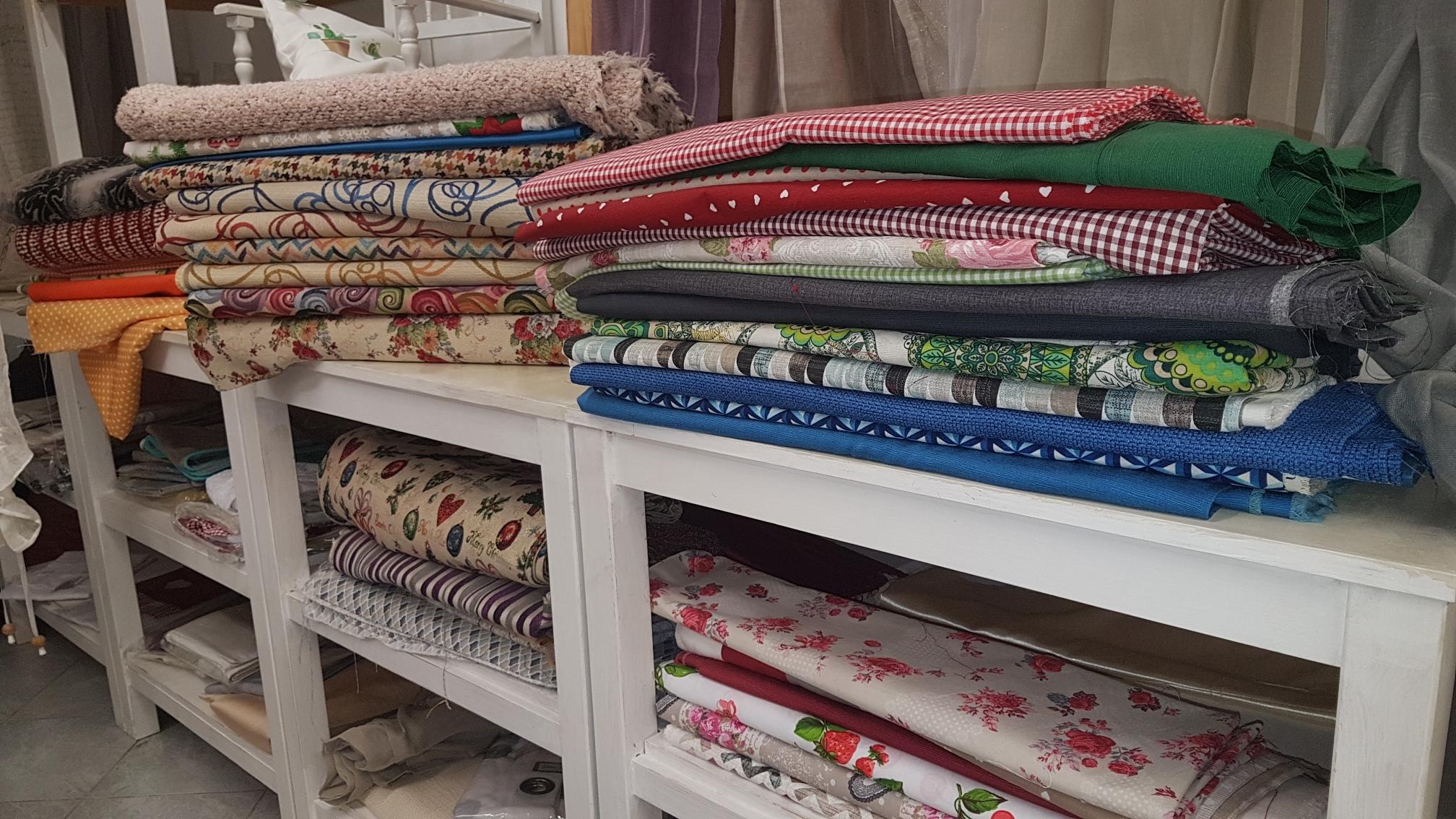 Casa co vendita tessuti tappezzerie vendita tessuti for Vendita tessuti arredamento on line